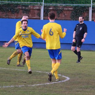 EMCL ~ Gedling 3 Barrow Town 1