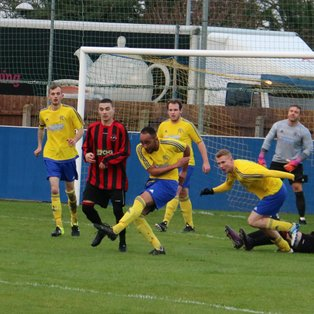 EMCL ~ Gedling 2 Barrow Town 2