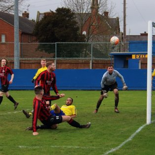 EMCL ~ Gedling 0 West Bridgford 6