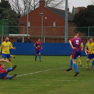 EMCL ~ Gedling 0 Ellistown and Ibstock 0