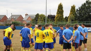 Gedling MW at home to South Normanton - PSF Season 2018-19