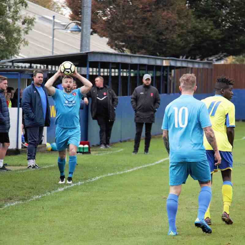 Gedling MW at home to Clipstone 2018-19 Season