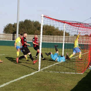 West Bridgford 3-4 Gedling MW