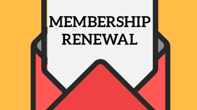 New Season Membership!