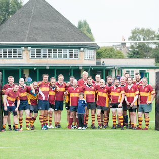 Saints Lose Close Game at Beckenham
