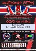 Opro Visit Dartfordians RFC