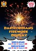 Dartfordians Fireworks Night