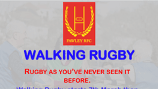 Walking Rugby every Tuesday and Thursday Night