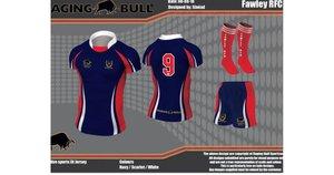 Fawley Rugby Club Kit shop