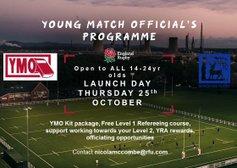 Young Match Officials Programme