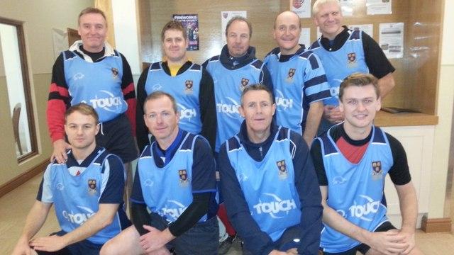 Shrewsbury 02 Touch Team