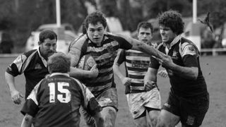 GRFC 2nd XV v St Jacques 7.1.12 by Toby Peatfield