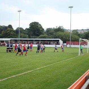 Holywell Town 1-2 Barmouth & Dyffryn United