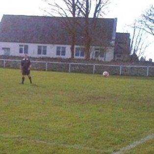 Bodedern Athletic 1 - 2 Holywell Town