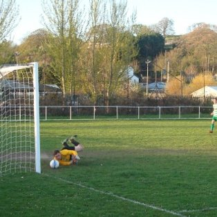 Glan Conwy 1-1 Holywell Town
