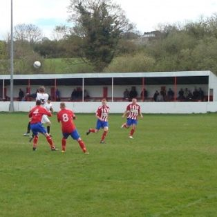 Town come from behind to beat Llanrug