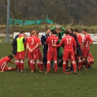 Holywell Town 2-1 Guilsfield
