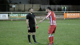 Conwy Borough 3-1 Holywell Town 25th January 2019 (Lee Douglas)