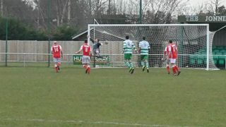 Gresford Athletic 1-1 Holywell Town (16th Feb 2019) Lee Douglas