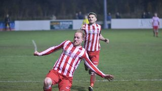 Holywell Town 0-2 Buckley Town 22nd February 2019 (Lee Douglas)