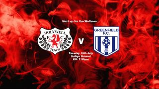 Holywell Town v Greenfield - Match Preview