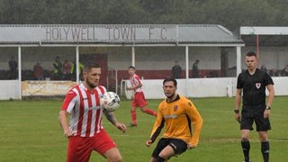 Wellmen pick up point in first match of the season