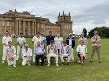 Blenheim Park CC vs Cricketers Club of London