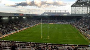 Tickets available NOW for England v Italy at St James' Park
