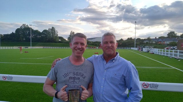 AGM: Clubman of the Year and Life Member announced