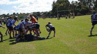 Lions U15s vs Mandurah 17/5/14