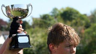 Stockport U14's Cheshire Champions - The Celebrations - 010511