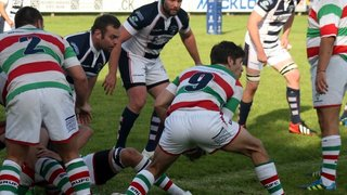 Stockport 1st XV v Stourbridge (A) 220912