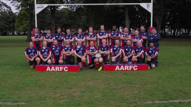 2nd XV - The Twos