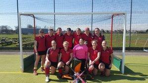 Weymouth Ladies 1st XI 2 – Teign 3