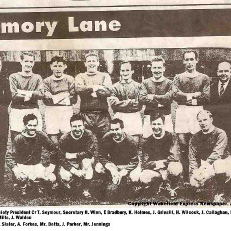 Wakefield Referees' Society 1968