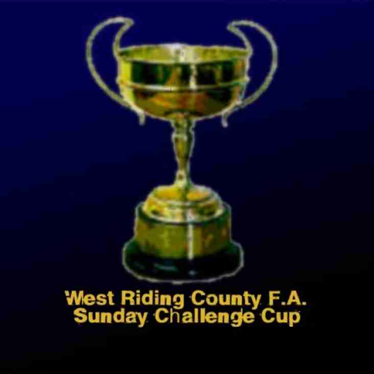 West Riding County Cup Review