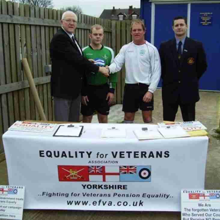League Support Veterans