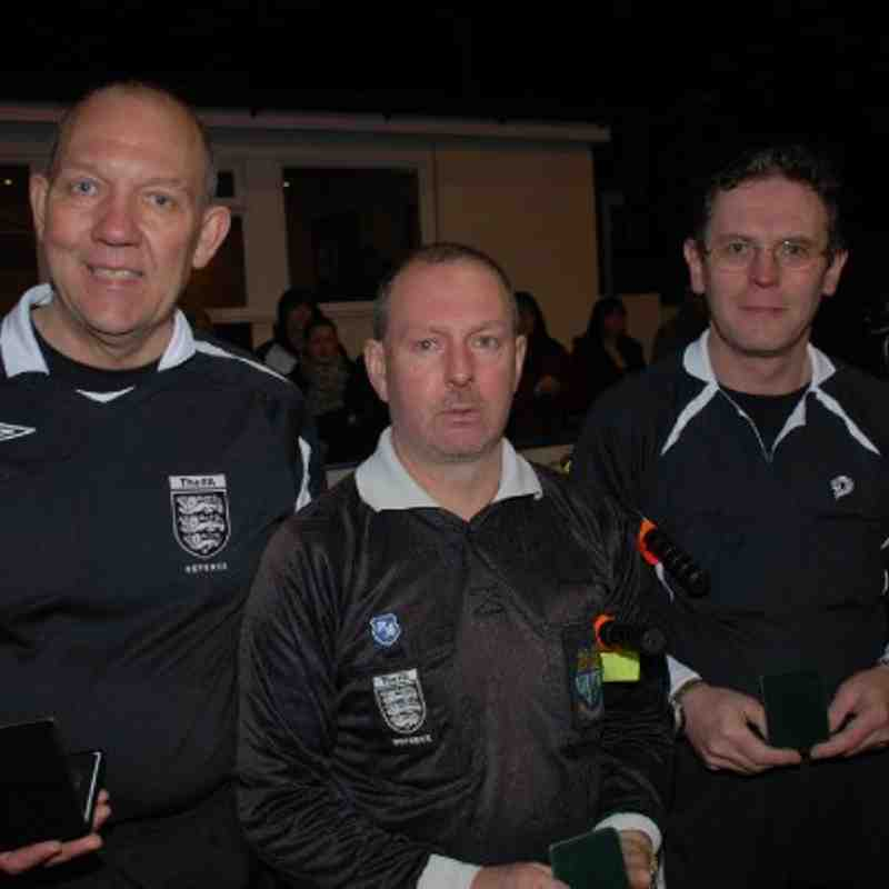 We are the men in black...