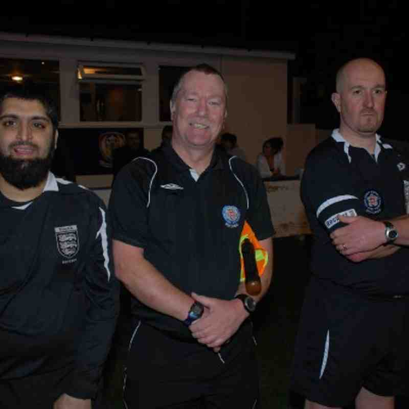 Division One Match Officials: