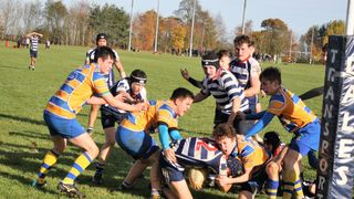 Mighty challenge from Old Leamingtonians