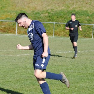 Llanfair lose two goal lead