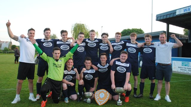 Youths bow out of the Welsh Cup