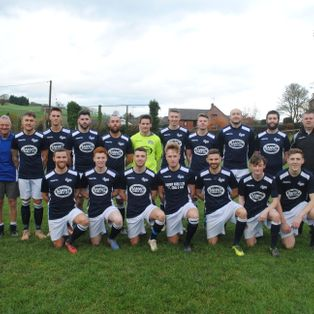 Llanfair hit for seven by Lilywhites