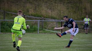 Nathaniel MG Cup win for Llanfair