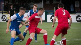 Airbus Cup Away (R Pickering)