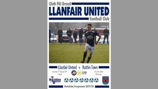 Ruthin Town Matchday Programme