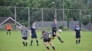 Reserves frustrated with a draw