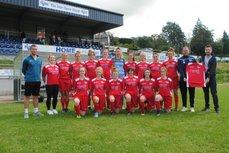 Llanfair United Ladies