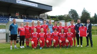 Llanfair United Ladies