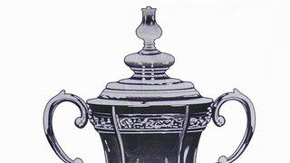 Sunday Senior Charity Cup Draw: 1st Round